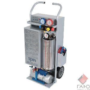 Установка заправки кондиционеров SPIN MONO CLIMA 134