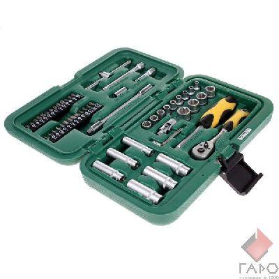 Набор инструмента 56 предметов Арсенал AUTO (AA-C14L56)