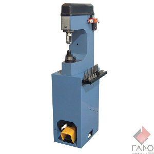 Станок для наклепки накладок на тормозные колодки (пневмо) COMEC CC300