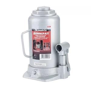 Домкрат гидравлический бутылочный Matrix Master 50731
