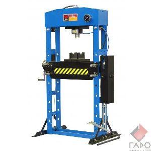 Пресс гидравлический ручной/ножной 50 тонн 0500F-6