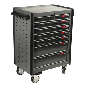 Тележка инструментальная (JTC-5021) 4 секции с набором инструментов 279 предметов JTC5021+279